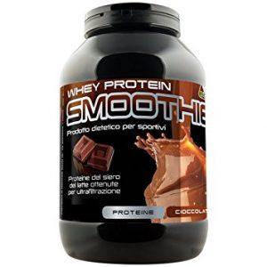 Proteine del siero del latte Smoothie NET Whey Protein