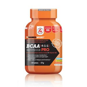 Integratore 4:1:1 Bcaa Named Sport Advanced Pro