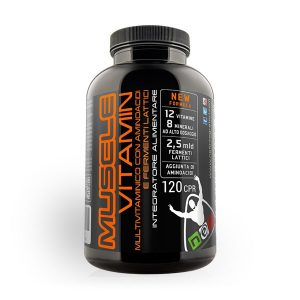 Integratore Multivitaminico Muscle Vitamin