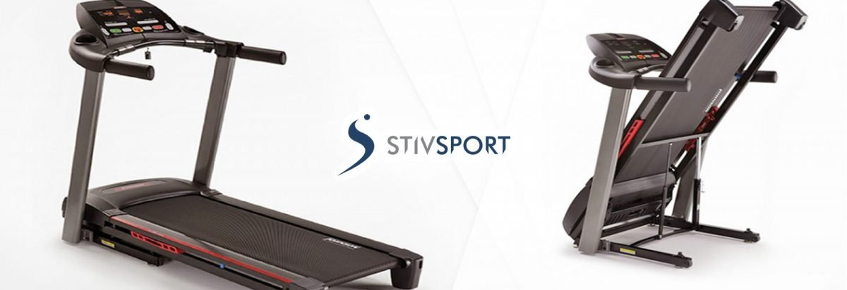 Tapis roulant reclinabili Johnson STIVSPORT