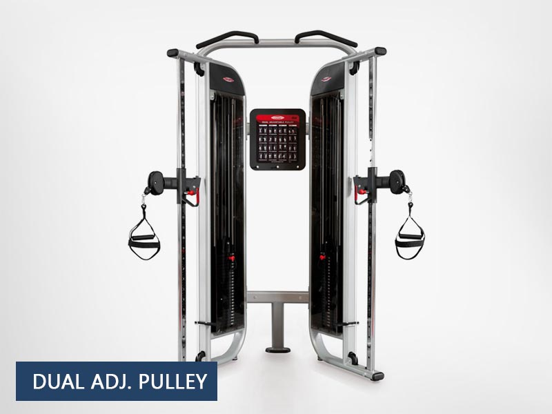 Serie Dual Adjustable Pulley Panatta Sport