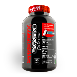 Net Strenght Carnitine Extreme Integratore