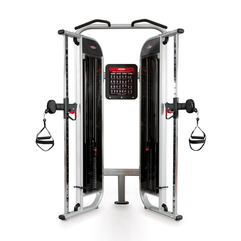 Dual adjustable pulley smat Panatta Stiv Sport