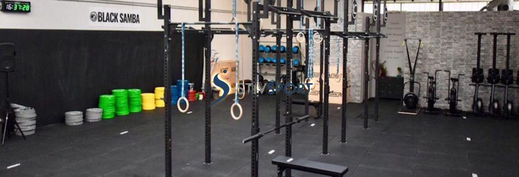 Crossfit box Xenios StivSport