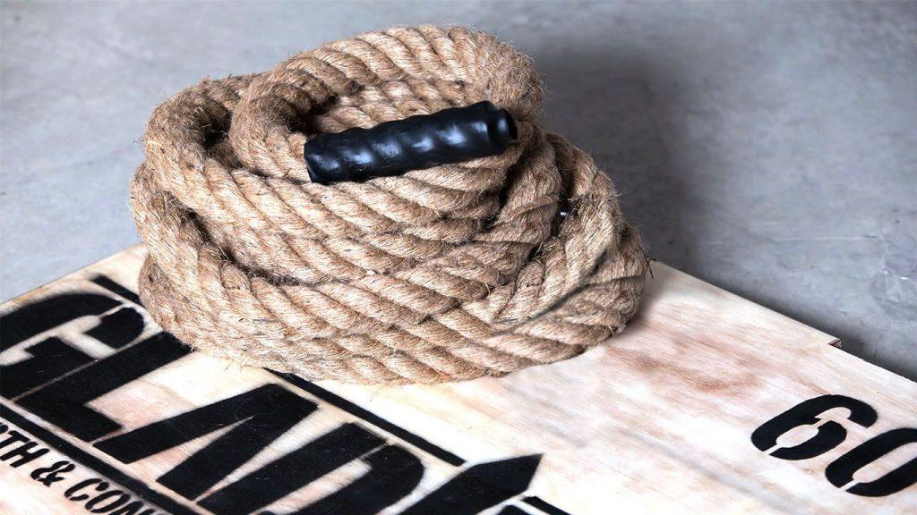climbing-rope gladius