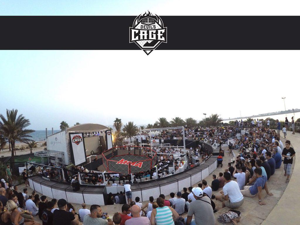 Devil's Cage Cagliari ecco come sarà l'evento