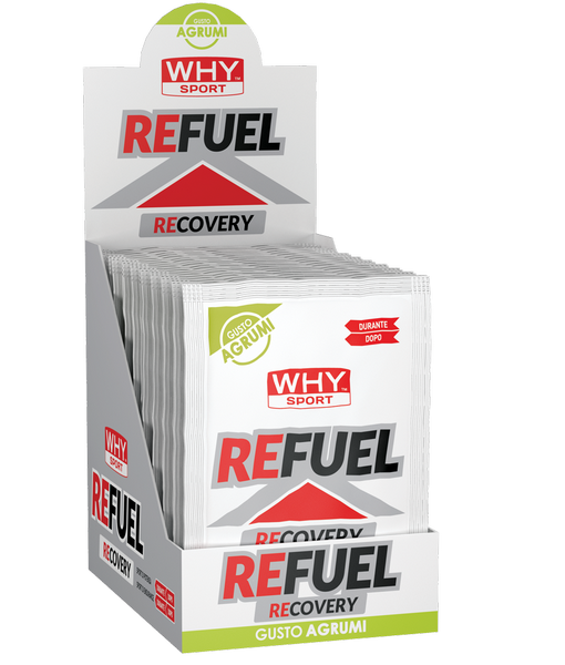 Whysport Refuel recovery post-workout