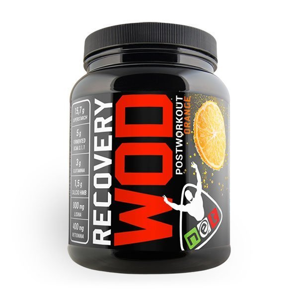 Net Recovery Wod integratore alimentare post workout wod