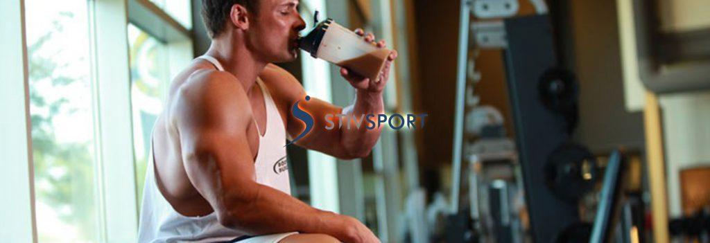 post allenamento integratori Stiv Sport