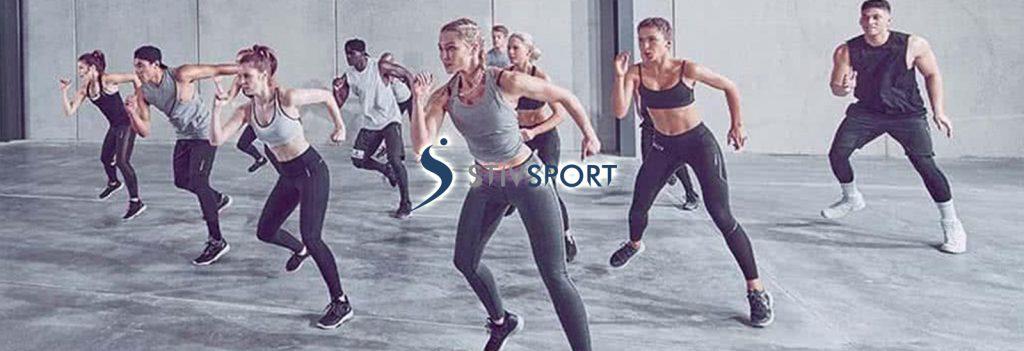 Hiit Cardio Fitness Stiv Sport
