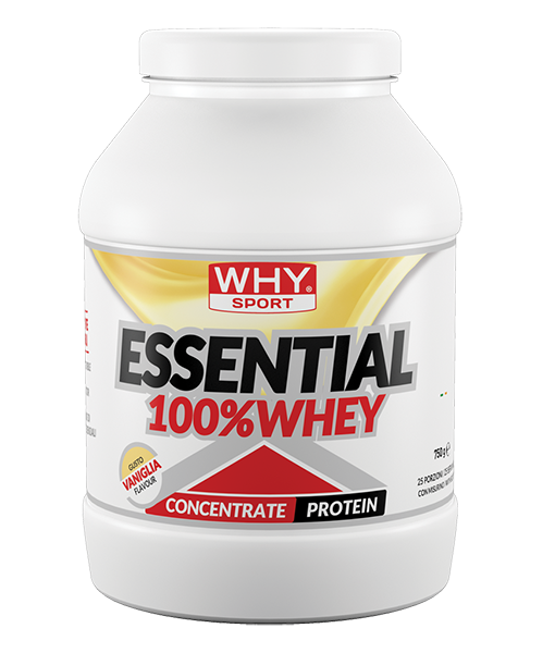 Why Sport essential proteine concentrate