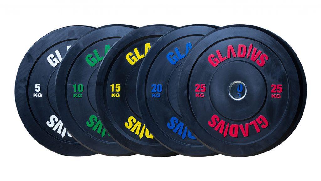 Bumper Gladius per CrossFit
