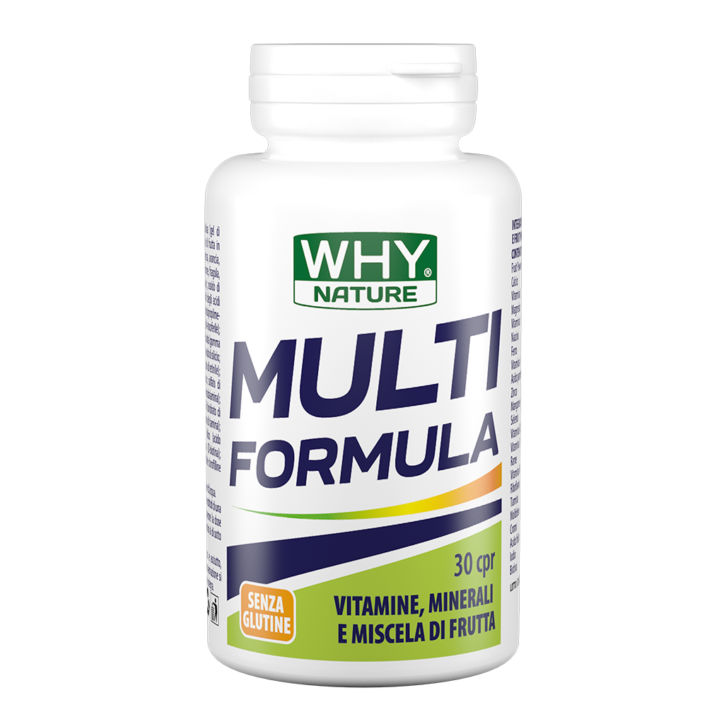 Multi Formula - Why Nature