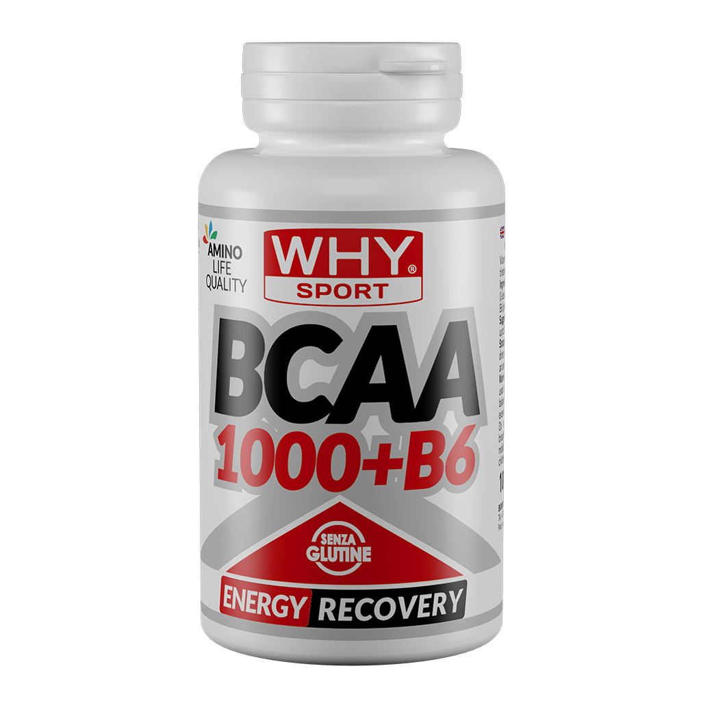 BCAA 1000 Why Sport